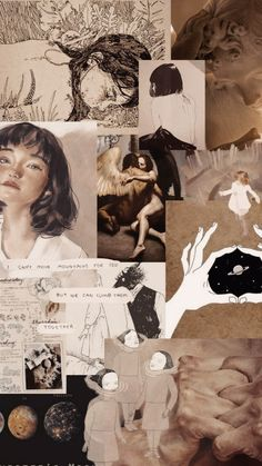 Discovered by stefiiferrmaroto. Find images and videos about art, aesthetic and wallpaper on We Heart It - the app to get lost in what you love. Aesthetic Pastel Wallpaper, Retro Wallpaper, Locked Wallpaper, Tumblr Wallpaper, Aesthetic Backgrounds, Aesthetic Wallpapers, Wallpaper Backgrounds, Brown Wallpaper, Wallpaper Quotes