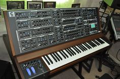 MATRIXSYNTH: Schmidt 8 Voice Analog Synthesizer SN 010 For Sale...