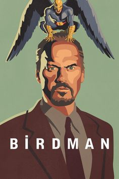 Birdman Movie Poster http://ift.tt/2DBKoiY