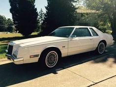 1981 Chrysler Imperial - Mark Cross Edition - Beauty