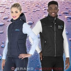 Top 5 Bodywarmers in South Africa, Branded Bodywarmers and Corporate Clothing in Johannesburg, Cape Town