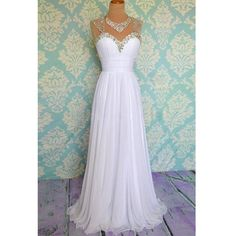 White+prom+dress,+sweetheart+prom+dress,+long+prom+dress,+cheap+prom+dress,+formal+prom+dress,+charming+prom+dresses,+party+dress,+NDS403 This+long+prom+dress+could+be+custom+made,+there+are+no+extra+cost+to+do+custom+size+and+color. Description+of+long+prom+dress 1,+Material:+chiffon,+rhi...