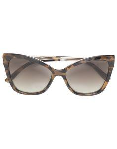 Óculos Naked Eyes Brown Le Specs