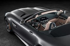 Mercedes AMG GT Roadster – Men's Gear