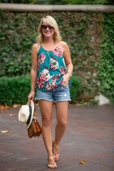 Day to Night Southern Outfits, Southern Style, Girls Time, Fashion Outfits, Fashion Ideas, Pretty Little, Spring Summer Fashion, Tankini, Silk