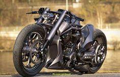 Harley v rod custom