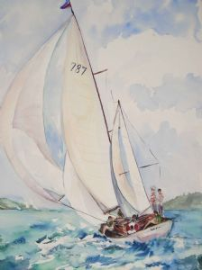 Lasalde,Marija-Sailing Friends
