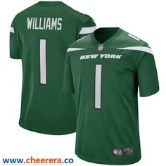 9d65ecd4 373 Best NFL New York Jets jerseys images in 2019 | New york jets ...