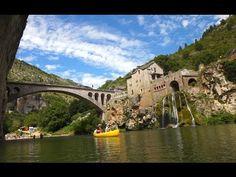 Tourisme Gorges du Tarn Guide Locations Vacances Millau Viaduc Aveyron Lozère