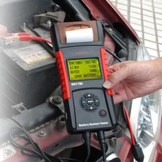This Original Launch BST-760 Battery System Tester-EA has the same function as Launch BST-760 Battery System Tester, supports multi-language. It comes with the most advanced conductance test technology in the world.