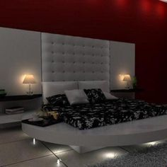 Sexy bedroom designs