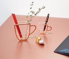 Follow @nextuptrends for awesome cool stuff Cute desk tidies by @ilsangisang #desk #tidy #pens #pen #pencil #office #officespace #productdesign #productdesigner #industrialdesign #designporn #designlovers #designinspo #designspiration #interiors #gift #buy #want #great #plants @ilsangisang