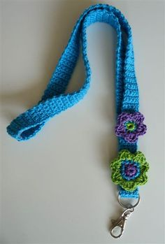 Crochet Keycord                                                                                                                                                      More