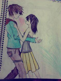 pasión#amor #anime #dibujos #ariaz #zaito