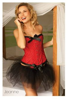 Corset Jeanne CHF 59.- soldé CHF 29.-