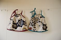 pillowcase dress/tunic pattern
