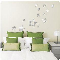 Estrelas de várias formas