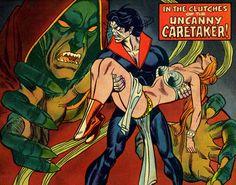 Morbius, The Living Vampire - Gil Kane