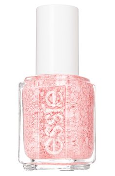 In love with this sparkly pink nail polish | Essie has curated a special collection to help raise awareness of the fight against breast cancer.