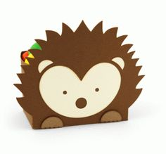 Silhouette Design Store - View Design #84447: hedgehog box