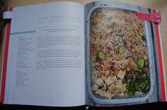 Koh Samui Salad - Chilli tofu and thaÏ noodles - Jamie Oliver 15 minutes meals