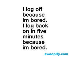 I Am So Bored #humor #lol #funny