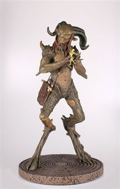 Pan's Labyinth figurine