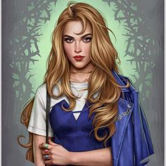 An Artist Envisions What Disney Princesses Would Look Like If They