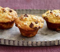 Banana Chocolate Chip Mini Muffins   Dessert Cart   Weight Watchers