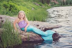 Fun mermaid tails on Etsy