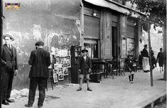 """Bar """"La Puñalada"""" en Boedo y Rondeau , década del 30 Street View, Concert, Bar, 1930s, Cities, Antigua, Concerts"""