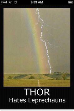 Amen Thor!