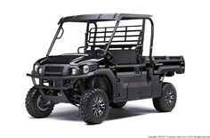 New 2017 Kawasaki Mule Pro-FXT EPS LE ATVs For Sale in Florida. 2017 Kawasaki Mule Pro-FXT EPS LE, The 2017 MULE PRO-FX is our fastest, most powerful, three-passenger MULE side x side ever. Built on the same rugged platform as the MULE PRO-FXT , this revolutionary side x side also comes equipped with the largest cargo bed in its class. To top it off, the MULE PRO-FX is backed confidently by the Kawasaki STRONG 3-Year Limited Warranty. Features Largest Cargo Bed in Class - Extreme Capability…