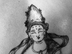 still working on details and background Still Working, Dream Catcher, Detail, Tattoos, Dream Catchers, Irezumi, Tattoo, A Tattoo, Tattoo Designs