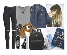 """""""Wrong One"""" by iarsotelo on Polyvore featuring moda, H&M, Topshop, Hermès y Vans"""