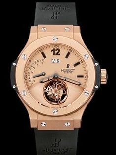 Hublot Tourbillon Big Date Homme montre 302.PI.500.RX