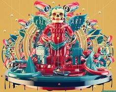 KILL ART // TRUST DESIGN 3.0 by Antoni Tudisco, via Behance