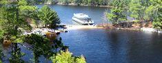 Minnesota Resort Houseboat Rentals & Vacation - Houseboats - Crane Lake MN