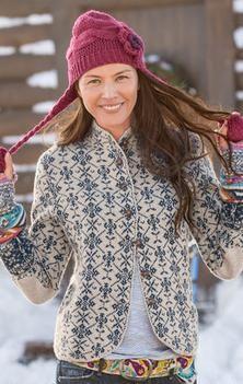 Cardigans - Sweaters - Women | Robert Redford's Sundance Catalog