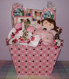 Baby-Gift-Basket.JPG - Baby's First Birthday GIft Basket