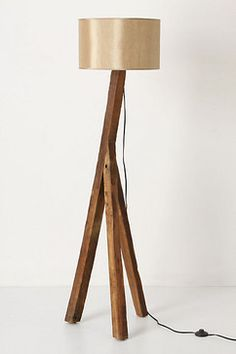 Tripod Floor Lamp - contemporary - floor lamps - Anthropologie