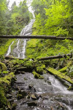 gif waterfalls