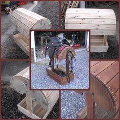 #PALLETS: Recycled Pallet Wood Project - http://dunway.info/pallets/index.html