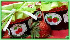 ΜΑΡΜΕΛΑΔΑ ΦΡΑΟΥΛΑ ! Συνταγούλα εύκολη για υπέροχη, μυρωδάτη , σπιτική μαρμελάδα φράουλα ! Χωρίς αμφιβολία, είναι μία από τις ωραιότερες μαρμελάδες, ιδανική για τσιζκέικ , πάστα φλώρα, γέμιση σε μπισκότα, προσθήκη στο γιαούρτι ή το παγωτό ή απλώς ως άλειμμα στο ψωμάκι μας.