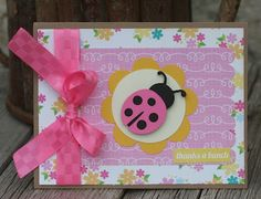 Bug Lover Cards blog!  These are darling!