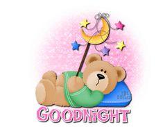 Good Night Glitter Graphics   Glitter Graphics Girl...