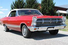 1967 FORD FAIRLANE 500 CONVERTIBLE
