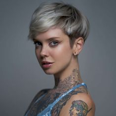 Short Hairstyle 2018 – 196