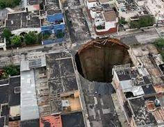 sinkholes - Google Search