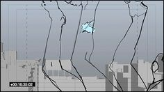 無条件降伏 - steveahn:   Storyboard Groundwork  TMNT...